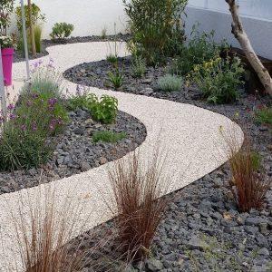 Art concept jardin
