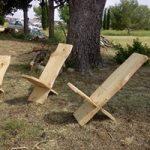 chaise madagascar